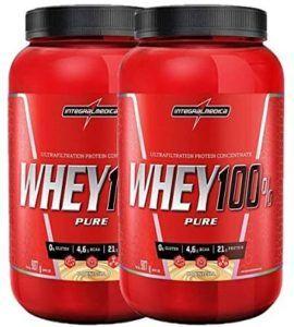 Whey Protein guia de marcas