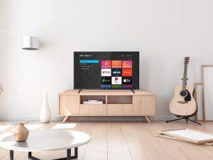 Como saber a melhor distancia para ver Smart TV