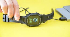 Carregando o Smart Watch