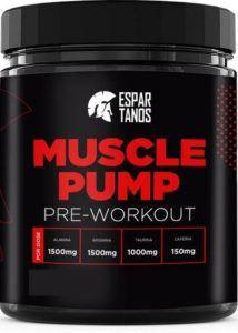 Espartanos Muscle Pump