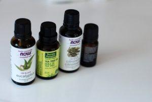 melhor repelente - óleos essenciais