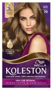 Tinta de cabelo Koleston