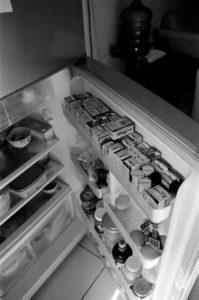fique atento à capacidade da geladeira frost free