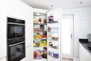 cuidados com o interior da geladeira frost free