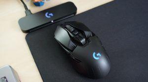 Mouse gamer Logitech