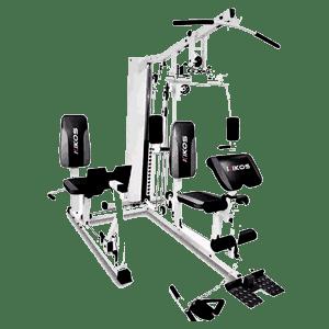 Opção de estação de musculação