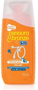 Cenoura & Bronze infantil