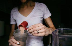 preparando maltodextrina