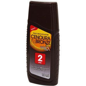 Bronzeador Cenoura & Bronze